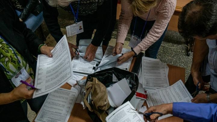 Кто проходит в Заксобрание: в Новосибирской области озвучили предварительные итоги голосования