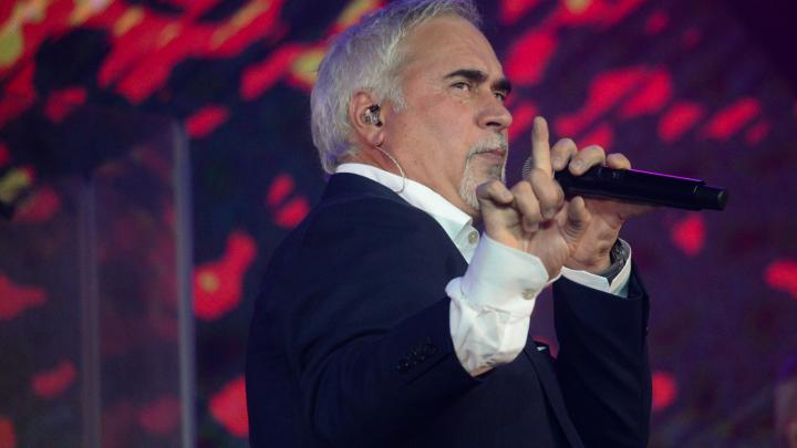 Концерт Меладзе в Екатеринбурге перенесли на 2021 год