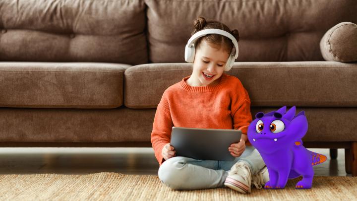 Более 2000 детских аудиокниг стали доступны на интерактивной платформе «Ростелекома»