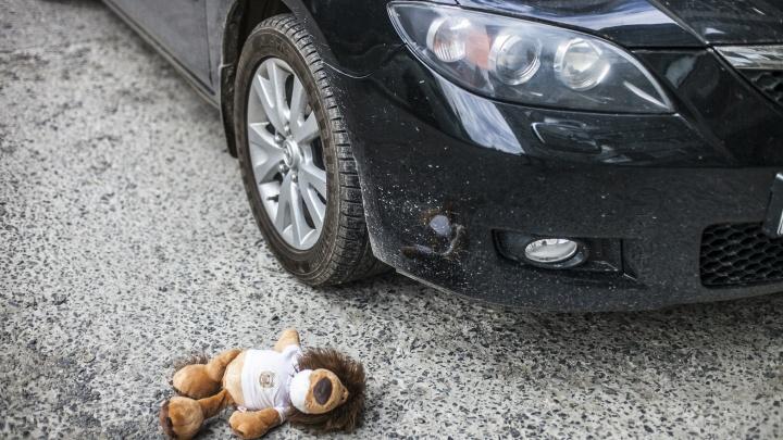 Кузбасский подросток сбил 9-летнюю девочку. Ему выписали штраф 250 000 рублей
