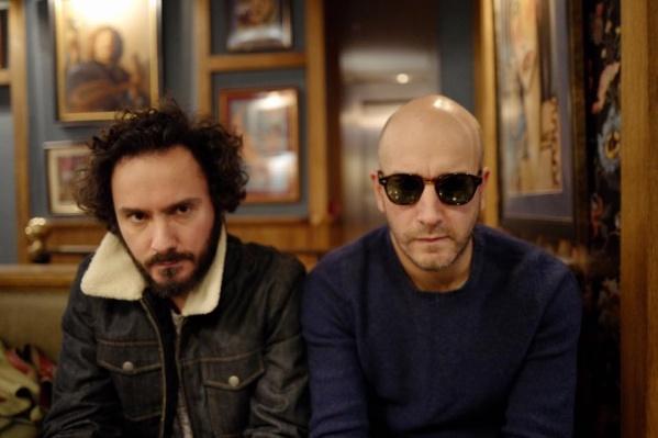 Композиторы Александр (слева) и Евгений Гальперины уехали из Челябинска в 90-х годах