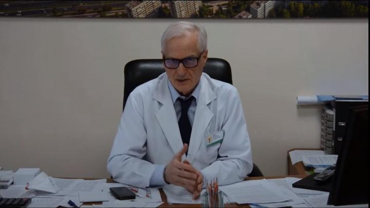 Главрач тольяттинского Медгородка рассказал, сколько «стоит» один пациент с коронавирусом