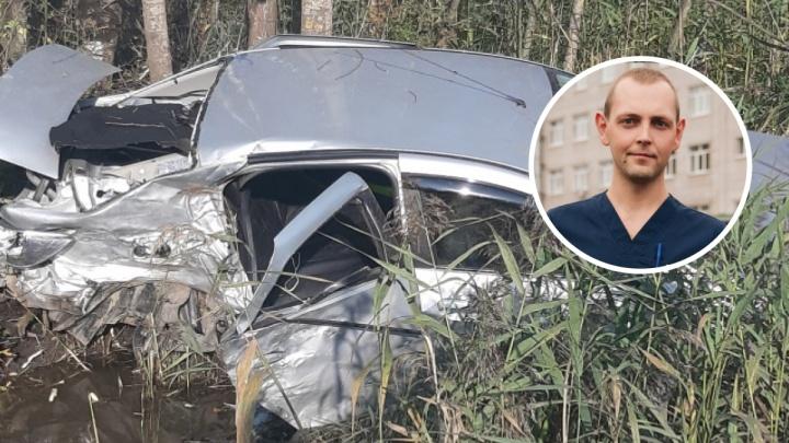 «Иначе вылетит из рук»: врач назвал самое безопасное место для ребёнка в машине во время ДТП