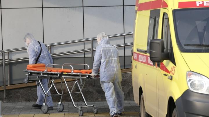 В челябинском Минздраве рассказали, как умерли пациенты пострадавшего от взрыва ковидного госпиталя