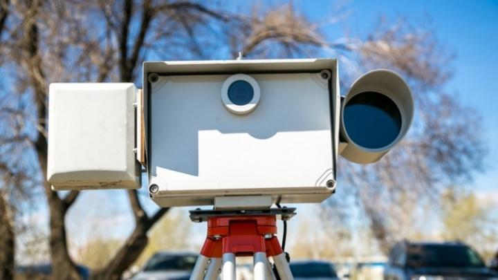 Обновилась схема фото-видео-ловушек на дорогах края
