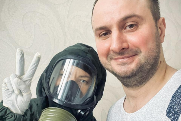 Руслан рассказал, что его супругу госпитализировали в БСМП