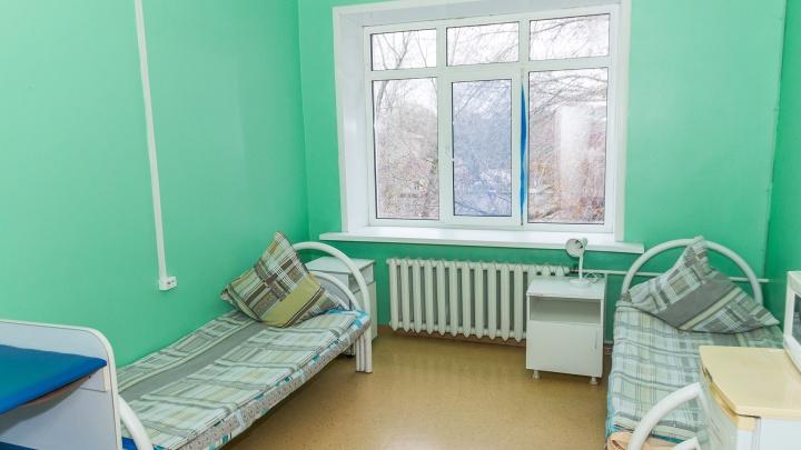 Самарский роддом временно переделали в больницу-обсерватор