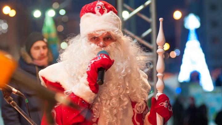 «Лишать праздника не будем»: областные власти пообещали провести новогодние елки