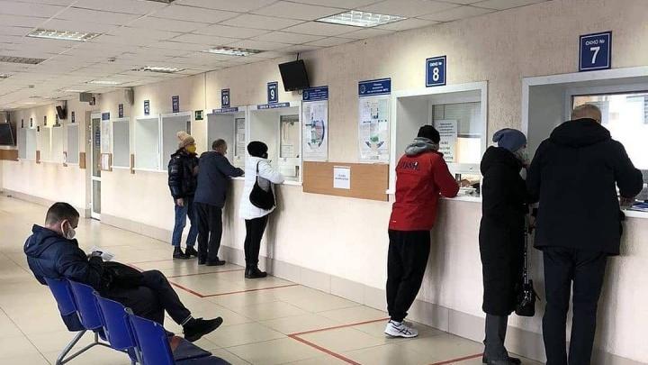 В ГИБДД Башкирии сообщили о приеме по живой очереди