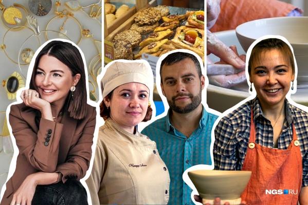 Эти новосибирские бизнесмены не испугались кризиса и учатся работать в новых реалиях