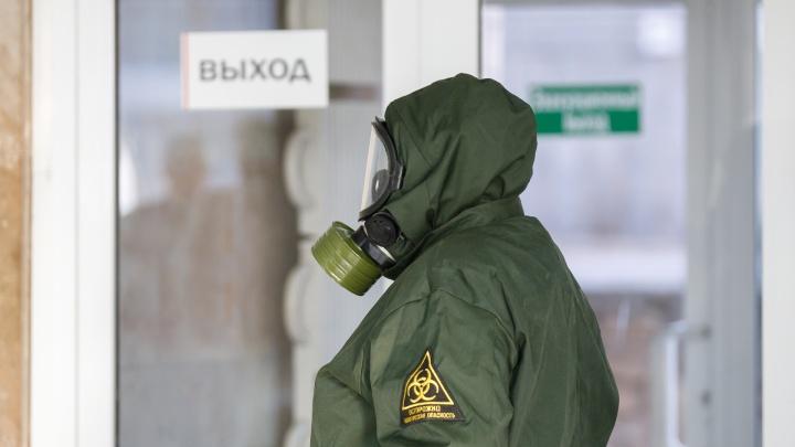 Плюс пять: в Волгоградской области растет количество зараженных коронавирусом