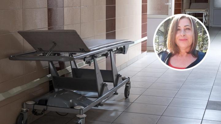 Ростовчанку с подозрением на сепсис отказались класть в больницу. Сейчас ей грозит инвалидность