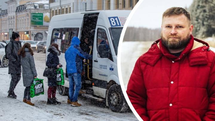 Народ против Контуева: журналист, выступивший за отмену маршруток, ответил на грозные вопросы читателей