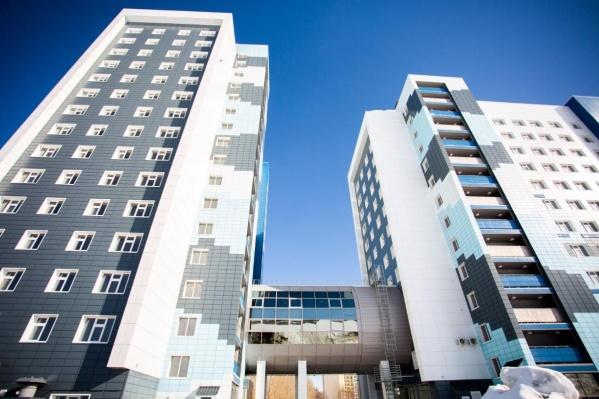 Новый жилой комплекс для студентов станет копией уже построенного в Томске комплекса «Маяк»