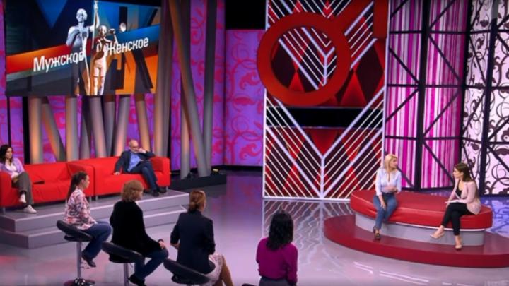 Мать из Архангельска рассказала на Первом канале об изъятии у неё четырехлетней дочери