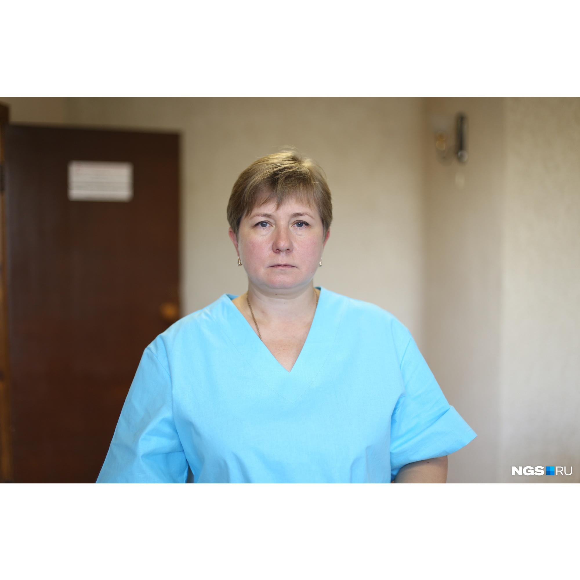 Оксана Дуничева говорит, что перечень препаратов определяет специальная комиссия