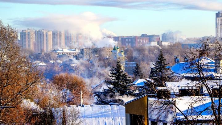 Мелик-Гусейнов пообещал выяснить источник запаха гари в Нижнем Новгороде