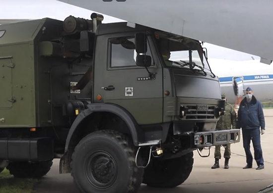 Минобороны отправило в Северо-Енисейск самолеты с военными