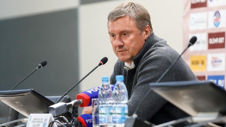 Главный тренер волгоградского «Ротора» о нервозности, «интеллектуальном» футболе и покупке игроков