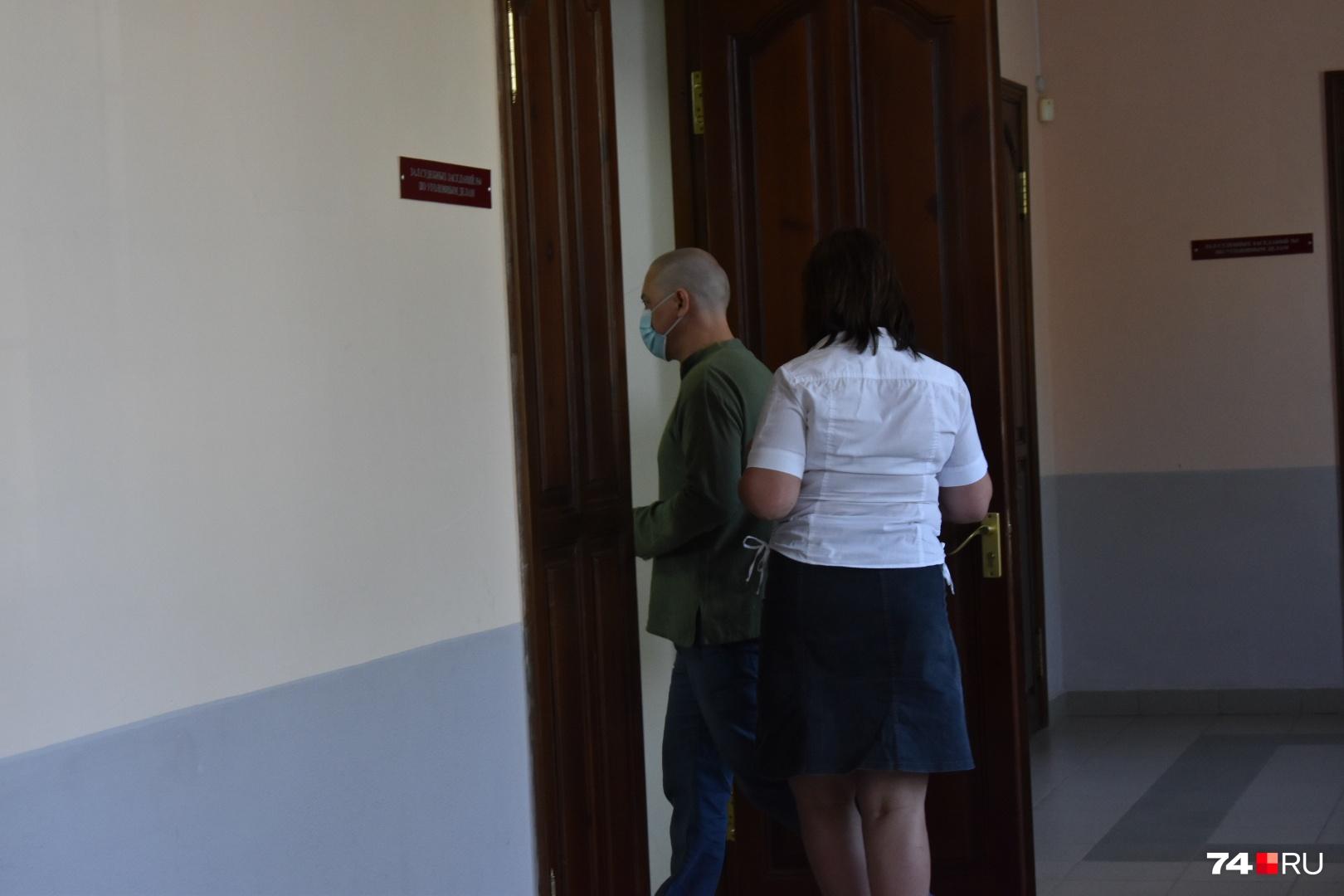 Запись видеорегистратора в машине Руслана стала одним из основных доказательств в материалах уголовного дела