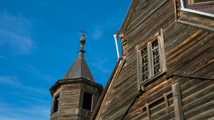В Красноярске объявили аукцион на создание детальных макетов старинных церквей