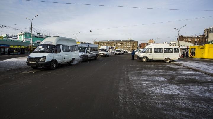 Цена проезда в новосибирской маршрутке взлетит на 10 рублей — всё из-за коронавируса