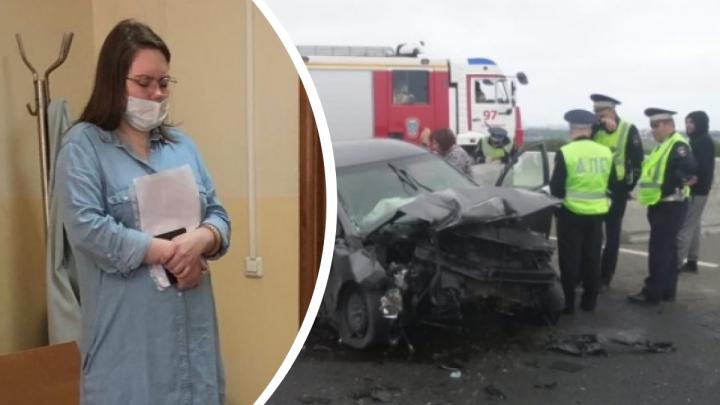 Екатеринбурженка, погубившая друга в ДТП после пьяной вечеринки, обжаловала приговор