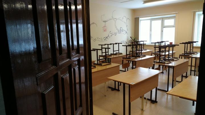 В Самаре школу закрыли на карантин из-за вспышки ОРВИ