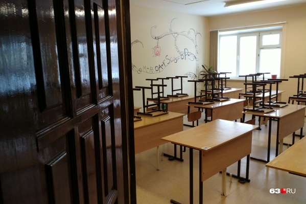 В своих школах ученики 6–11-х классов появятся еще не скоро