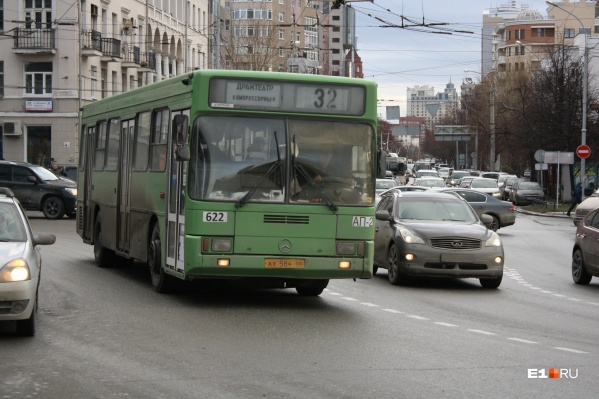 Жителям Екатеринбурга придется соблюдать дистанцию друг от друга в транспорте