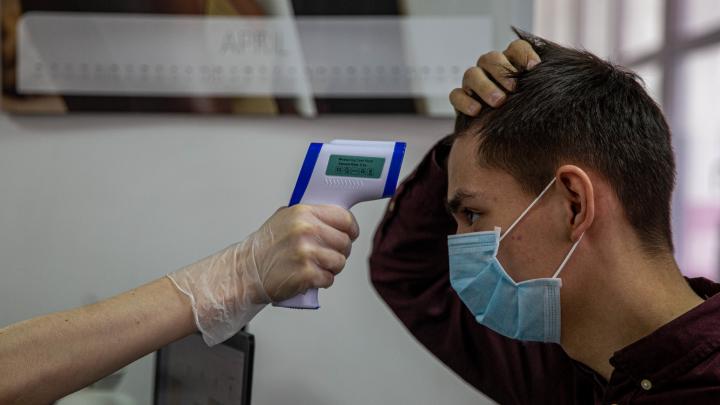 В Красноярском крае еще 41 человек заразился коронавирусной инфекцией
