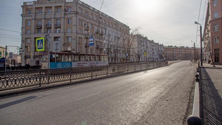 В Челябинске решили сделать наземный переход на площади Революции