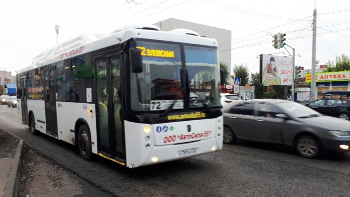 «В Омске их точно никто не купит»: частный перевозчик выставил на продажу метановый автобус