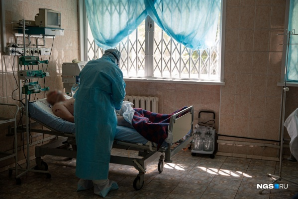 Сейчас 28 человек находятся на аппаратах ИВЛ, ещё 251 пациент — на кислородной поддержке