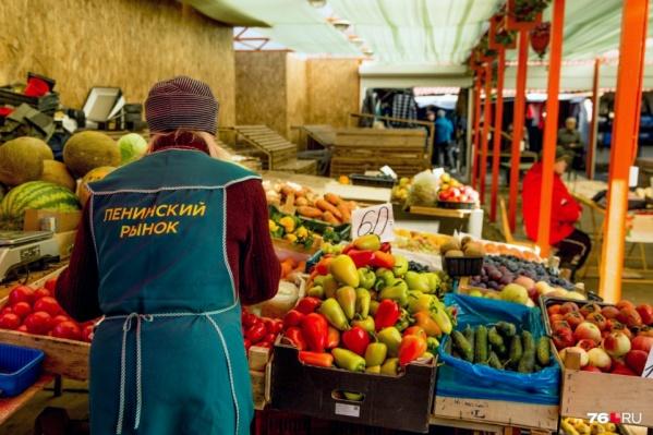 Ленинский рынок Ярославля никто не захотел покупать