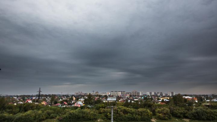 Сильно испортится погода: тюменцев предупреждают о порывистом ветре