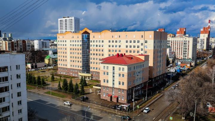 Как главная больница Башкирии стала рассадником китайского коронавируса в республике