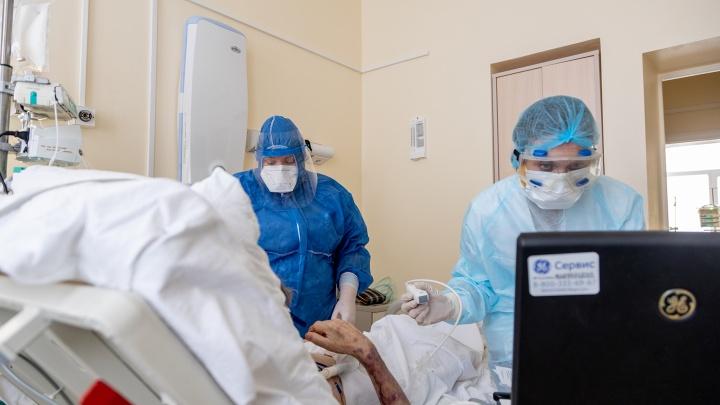 Роспотребнадзор назвал районы Самарской области с высокой заболеваемостью COVID
