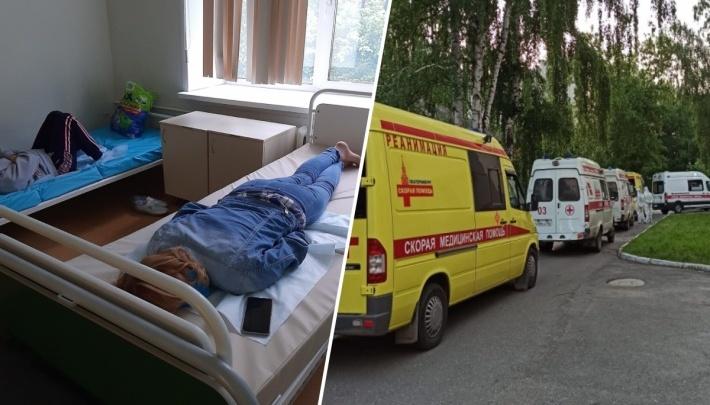 Чтобы люди не лежали на матрасах: еще в одной больнице Екатеринбурга откроется КТ-центр