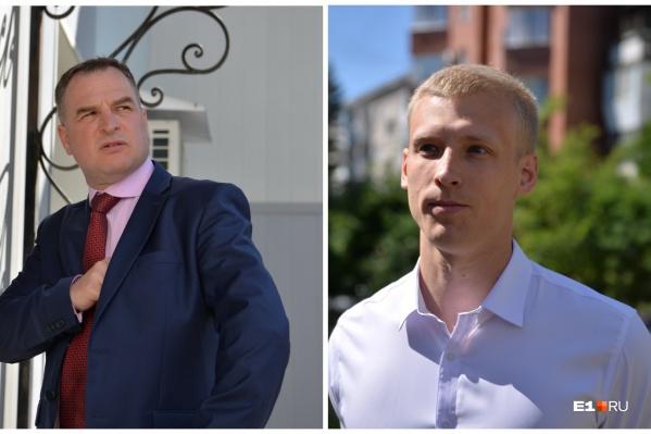 Румянцев и Шибанов встретились третий раз в жизни