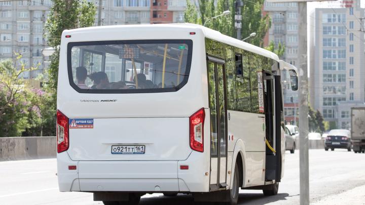 Семь автобусных маршрутов Ростова передадут новым перевозчикам