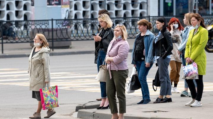 Хроники коронавируса: в Ростовской области — 158 новых заболевших за сутки