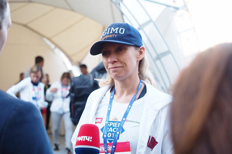 Мария Захарова<br><br>автор фото Михаил Огнев / «Фонтанка.ру» / архив<br>