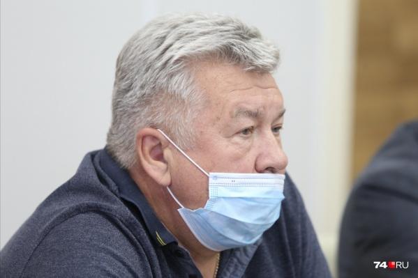 Андрей Важенин уверен: сдерживать занос инфекции в онкоцентр удавалось благодаря строгому режиму