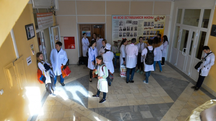 Медицинский университет в Екатеринбурге начнет учебный год в дистанционном формате