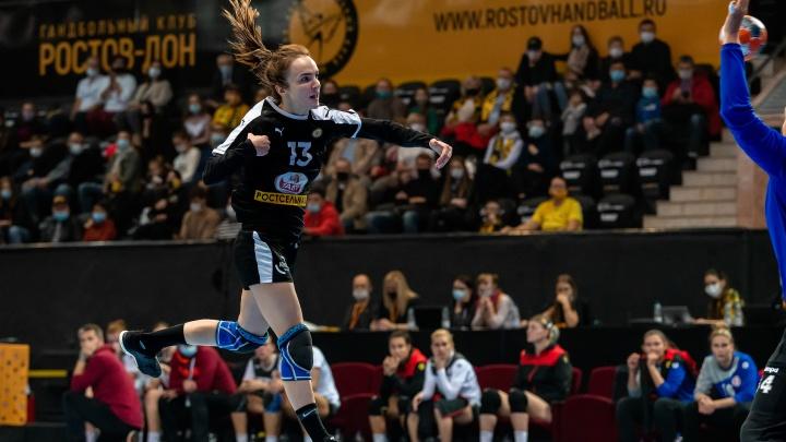 Игрок «Ростов-Дона» Анна Вяхирева получила травму накануне чемпионата Европы