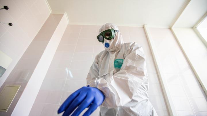 В Кузбассе 9 младенцев заболели коронавирусом
