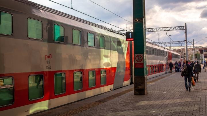 Скорость поезда Самара — Москва увеличили до 140 км/ч