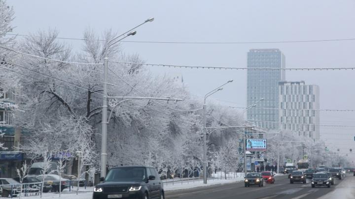 В Башкирии в субботу ожидают снег с дождем