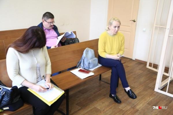 Елена Пешкова (слева) и Алла Брагина признали вину ещё на первом заседании